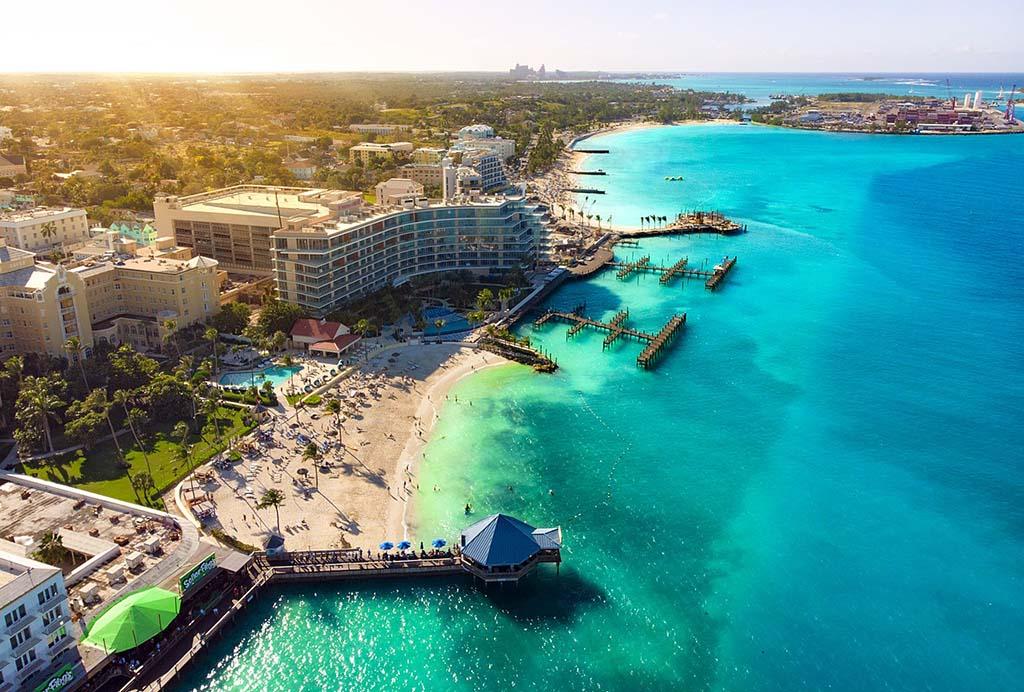 Ilhas das Bahamas acaba de liberar fronteira para turismo